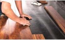 Как уложить ламинат на деревянный пол: технология