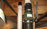 Насос для канализации или оптимальное решение проблемы отвода сточных вод