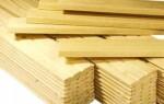 Основные виды пиломатериалов в строительстве