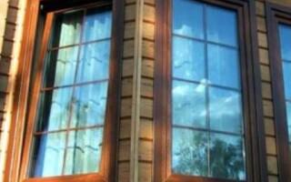 Новинки пластиковых окон — цветные пластиковые окна