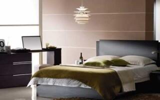 Кабинет-спальня – как правильно совместить работу и отдых?