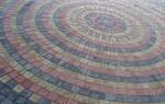 Краска для тротуарной плитки – безумие или практичность?