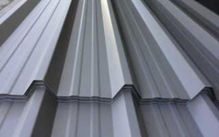 Стальной профиль – замена тяжелым строительным конструкциям