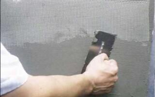Полимерная штукатурка для создания превосходного декоративного покрытия