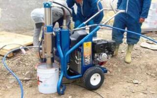 Краскопульт для водоэмульсионной краски – можно ли обойтись другими инструментами?