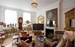 Гостиная в английском стиле – благородство и сдержанная роскошь в интерьере