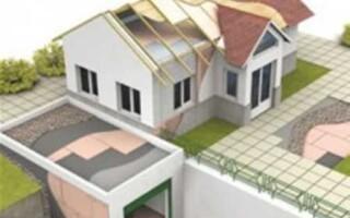 Влияние гидроизоляционных работ на сохранение тепла в доме