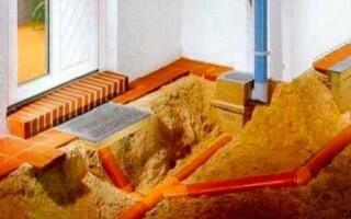 Уклон канализации – предупредим засоры еще на этапе строительства