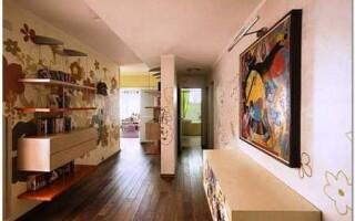 Покраска деревянных полов. Основные способы окраски