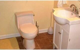 Как оформить красиво интерьер туалета