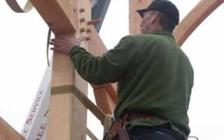 Дом из бруса своими руками – простой принцип хорошей стройки