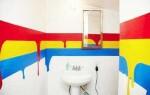 Масляная краска для стен как способ защиты поверхности