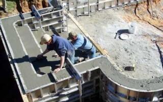 Опалубка для бассейна – выбираем оптимальный подход к строительству