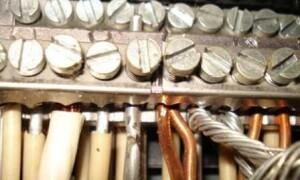 Соединение алюминиевых и медных проводов – как ничего не упустить?