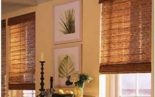 Жалюзи на окна – креативное украшение интерьера современной квартиры